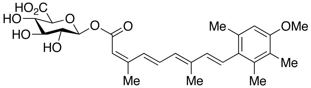 13-cis Acitretin O-β-D-Glucuronide