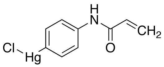 [(N-Acryloylamino)phenyl]mercuric Chloride