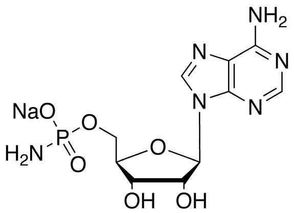 Adenosine 5'-Monophosphoramidate Sodium Salt