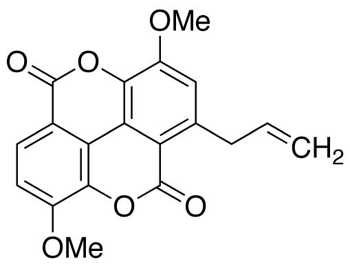 1-Allyl-catellagic Acid Diethyl Ether