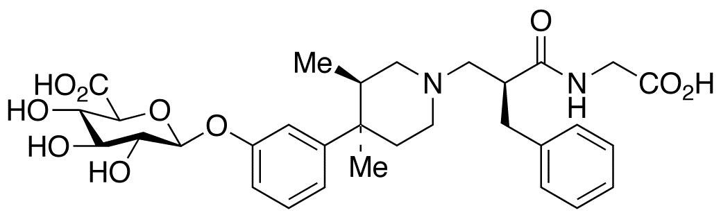 Alvimopan β-D-Glucuronide