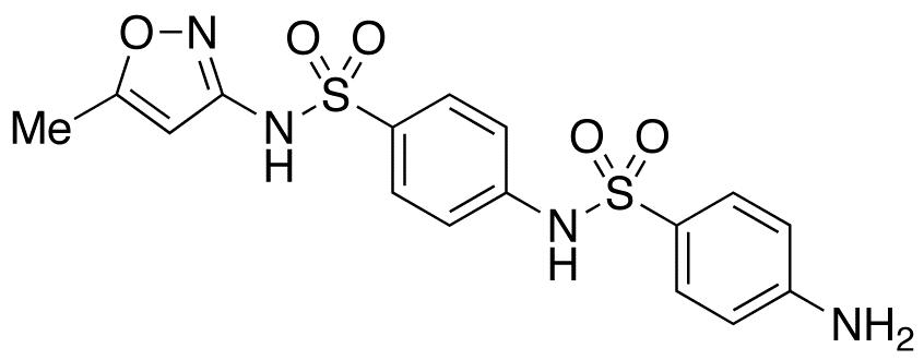 N-(4-Aminobenzenesulfonyl) Sulfamethoxazole