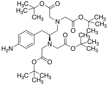 (S)-4-Aminobenzyl Ethylenediaminetetraacetic Acid Tetra(t-butyl) Ester