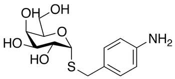 4-Aminobenzyl 1-Thio-α-D-galactopryranoside