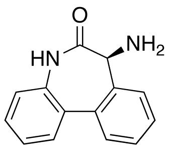 (S)-7-Amino-5H,7H-dibenzo[b,d]azepin-6-one