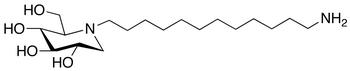 N-(12-Aminododecyl)-deoxynojirimycin
