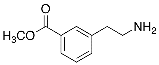 3-(2-Aminoethyl)benzoic Acid Methyl Ester