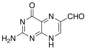 2-Amino-6-formylpteridin-4-one