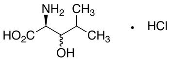 (2S,3S)-(2S,3R)-2-Amino-3-hydroxy-4-methylpentanoic Acid HCl Salt
