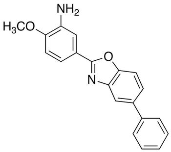 3'-Amino-4'-methoxyphenyl-2-(p-phenyl)benzoxazole