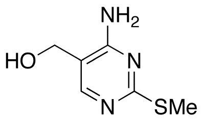 4-Amino-2-(methylthio)pyrimidine-5-carboxaldehyde