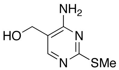 4-Amino-2-(methylthio)pyrimidine-5-carboxaldehyde