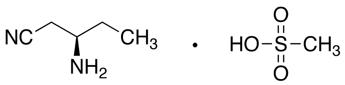 (R)-3-Aminopentanenitrile Methanesulfonic Acid Salt
