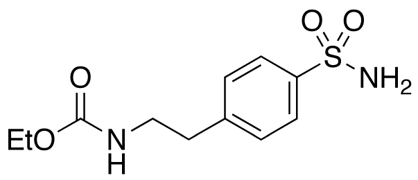 [2-[4-(Aminosulfonyl)phenyl]ethyl]carbamic Acid Ethyl Ester