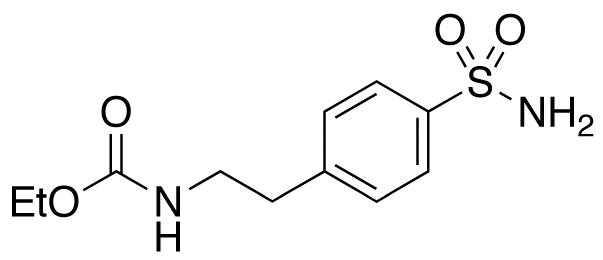 [2-[4-(Aminosulfonyl)phenyl]ethyl]carbamic Acid Ethyl Ester