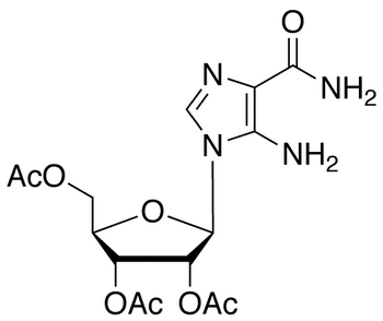 5-Amino-1-(2',3',5'-tri-O-acetyl-β-D-ribofuranosyl)-imidazole-4-carboxamide