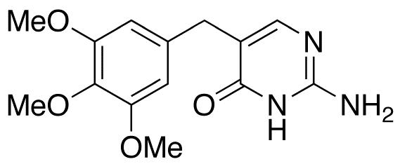 2-Amino-5-[(3,4,5-trimethoxyphenyl)methyl]-4(1H)-pyrimidinone