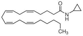 Arachidonylcyclopropylamide