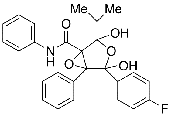 Atorvastatin Epoxy Tetrahydrofuran Impurity