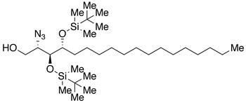 (2S,3S,4R)-2-Azido-3,4-bis[(tert-butyldimethylsilyl)oxy]-1-octadecanol