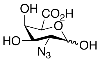 2-Azido-2-deoxy-D-galacturonic Acid