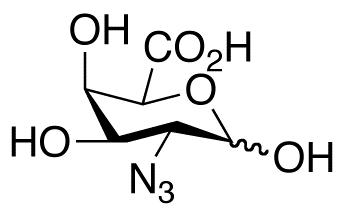 2-Azido-2-deoxy-D-galacturonic Acid