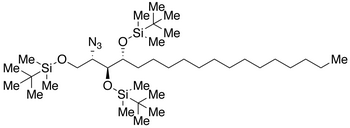 (2S,3S,4R)-2-Azido-1,3,4-tri-O-[(tert-butyldimethylsilyl)oxy]octadecane