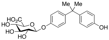Bisphenol A β-D-glucuronide