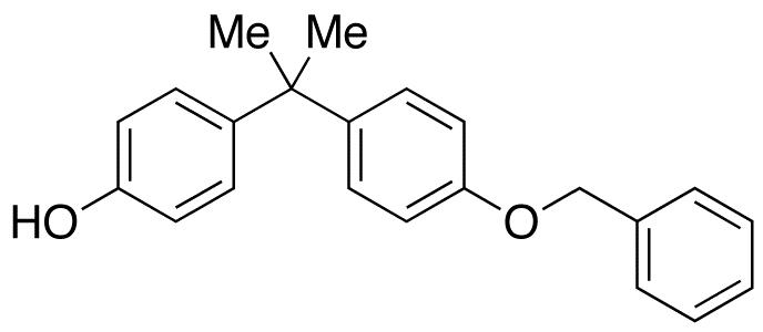 Bisphenol A Monobenzyl Ether