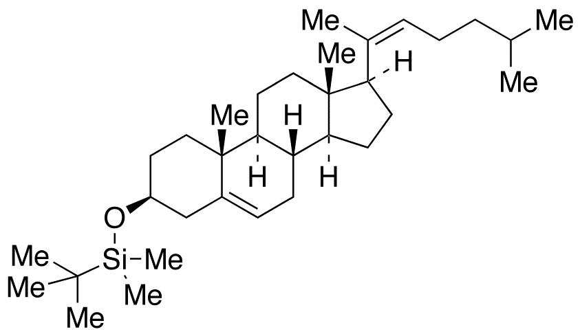 3-tert-Butyldimethylsilyl-20-dehydro Cholesterol