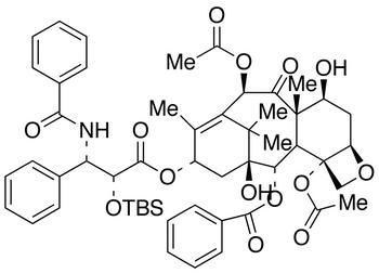 2'-O-(tert-Butyldimethylsilyl)paclitaxel