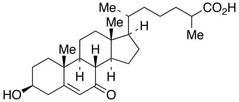 27-Carboxy-7-keto cholesterol