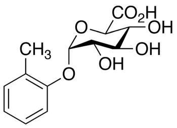 o-Cresol α-D-Glucuronide