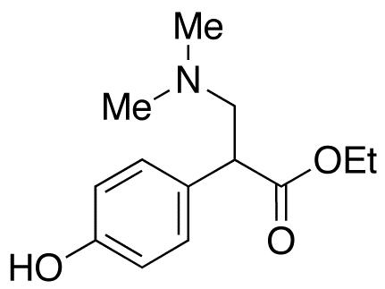 Decyclohexanol-ethoxycarbonyl-O-desmethyl Venlafaxine