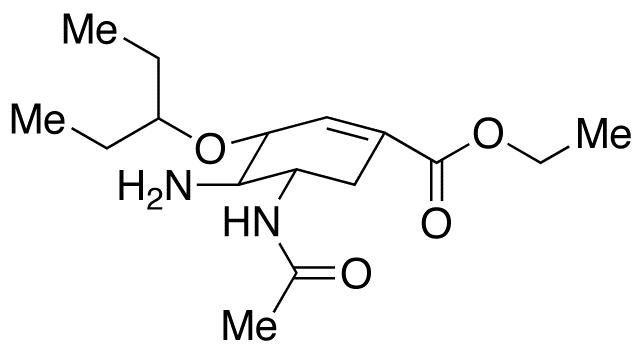 4-N-Desacetyl-5-N-acetyl Oseltamivir