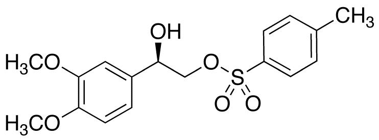(R)-1-(3,4-Dimethoxyphenyl)-2-(tosyloxy)ethanol