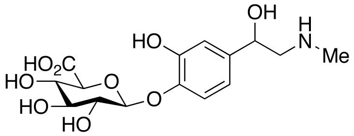 DL-Epinephrine β-D-Glucuronide