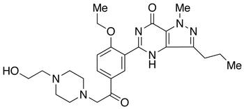 Hydroxy Acetildenafil