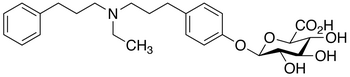 4-Hydroxy Alverine β-D-Glucuronide
