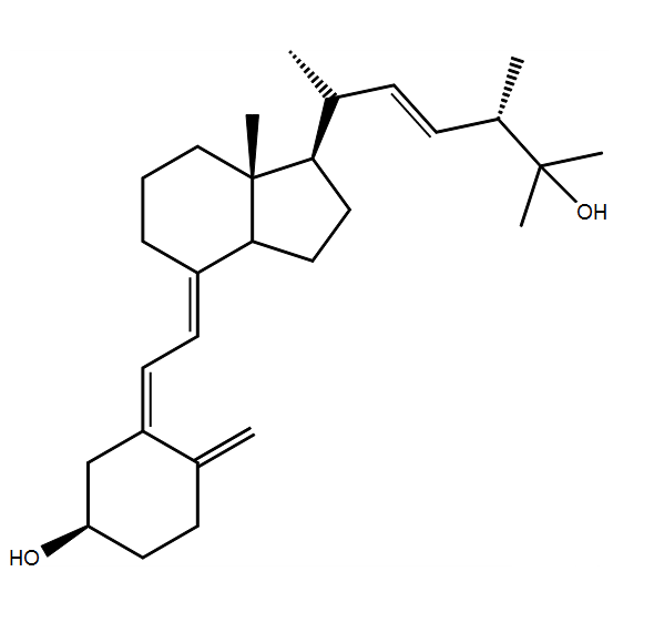3-epi-25-Hydroxy vitamin D2