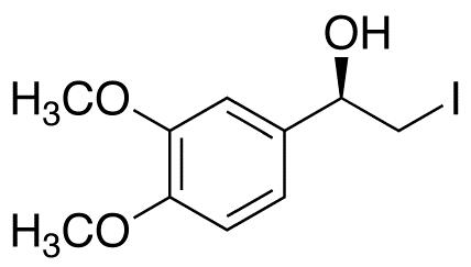 (αR)-α-(Iodomethyl)-3,4-dimethoxy-benzenemethanol