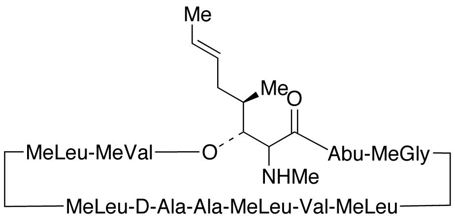 Iso Cyclosporin A