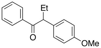 2-(p-Methoxyphenyl)butyrophenone