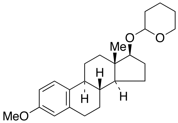3-O-Methyl 17β-Estradiol 17-O-Tetrahydropyran