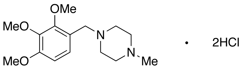 N-Methyl Trimetazidine DiHCl
