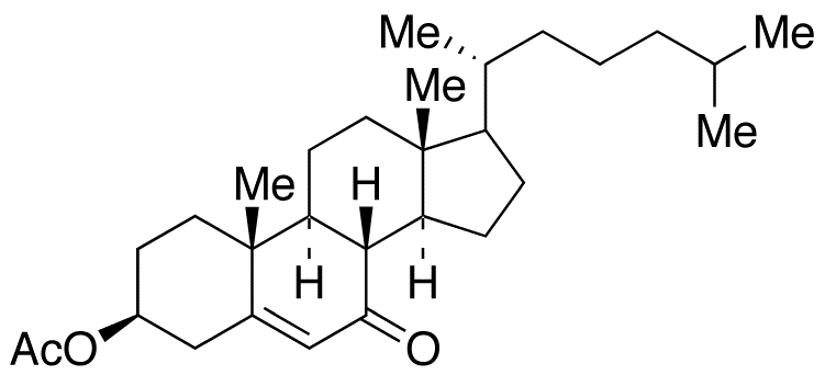 7-Oxo Cholesterol 3-Acetate