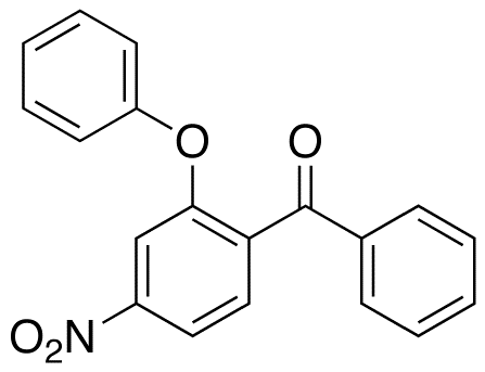 2-Phenoxy-4-nitrobenzophenone
