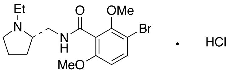 (S)-Remoxipride HCl