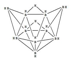 Decaborane-<sup>10</sup>B<sub>10</sub>