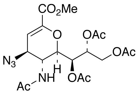 Zanamivir Azide Triacetate Methyl Ester